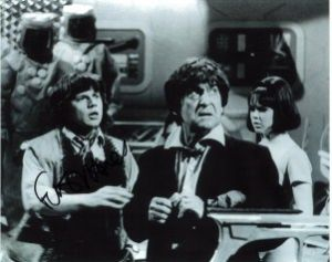 "Frazer Hines ""Jamie"" from Dr Who signed Autograph comes with COA"